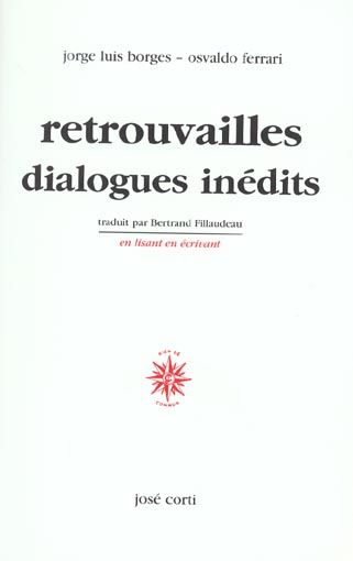 Retrouvailles dialogues inedits