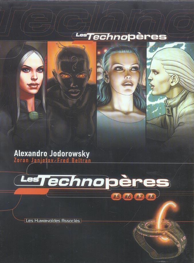 les Technopères ; coffret t.5 à t.7