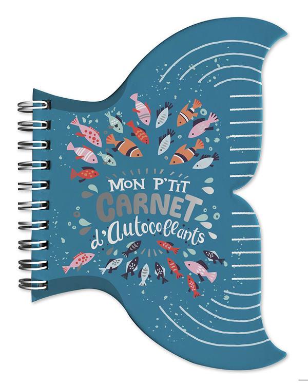 MON CARNET D'AUTOCOLLANTS  -  OCEAN