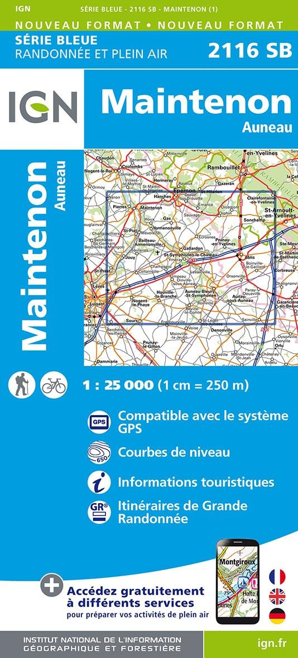 2116SB ; Maintenon, Auneau