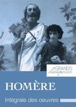 Vente Livre Numérique : Homère  - Homère - GrandsClassiques.com