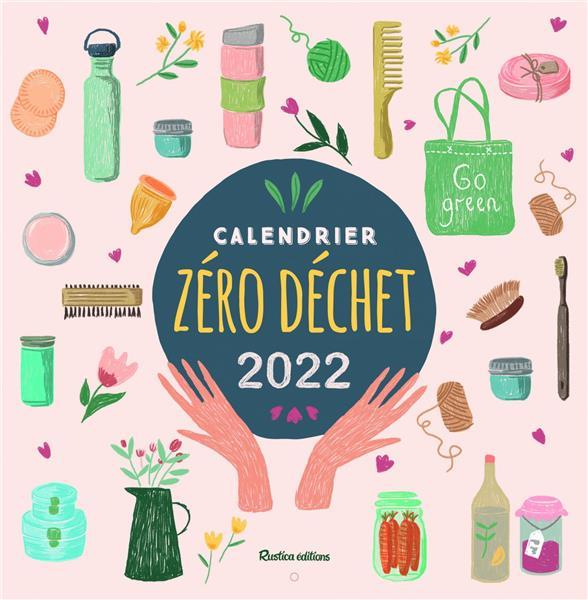 Calendrier zéro déchet (édition 2022)
