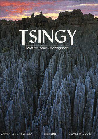 Tsingy ; forêt de pierre ; Madagascar