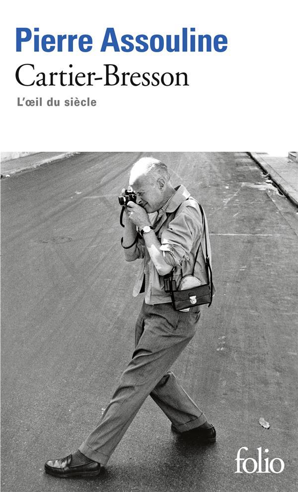 Henri cartier-bresson l'oeil du siecle