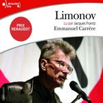 Vente AudioBook : Limonov  - Emmanuel CARRÈRE