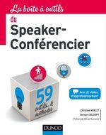 Vente EBooks : La Boîte à outils du Speaker Conférencier  - Bernard Deloupy - Christine Morlet