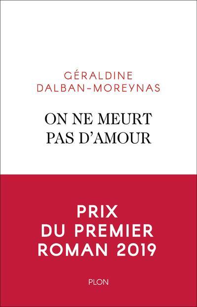 ON NE MEURT PAS D'AMOUR
