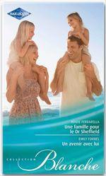 Vente Livre Numérique : Une famille pour le Dr Sheffield - Un avenir avec lui  - Emily Forbes - Marie Ferrarella