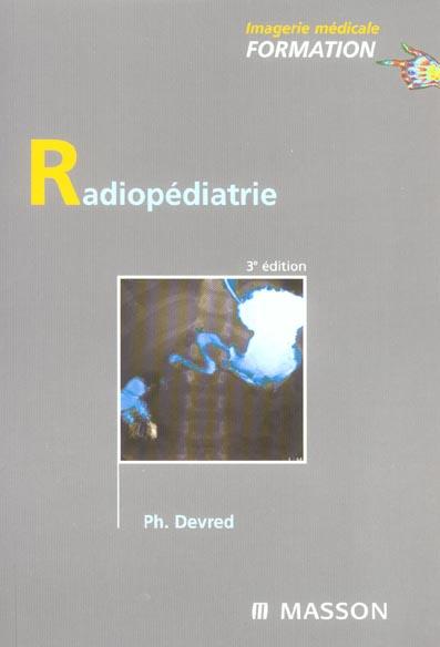 Radiopediatrie