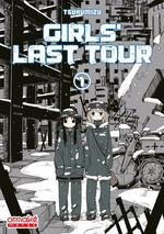 Couverture de Girls Last Tour - Tome 1 (Vf) - Vol01