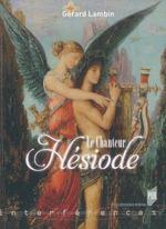 Le chanteur Hésiode