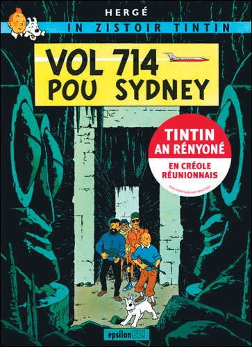 In Zistoir Tintin T.22 ; Vol 714 Pou Sydney