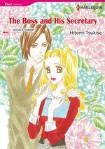 Vente EBooks : Harlequin Comics: The Boss and his Secretary  - Jessica Steele - Hitomi Tsukise