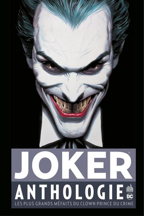Joker Anthologie - Les plus grands méfaits du Clown Prince du crime