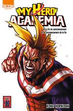 Vente Livre Numérique : My Hero Academia T11  - Kohei Horikoshi