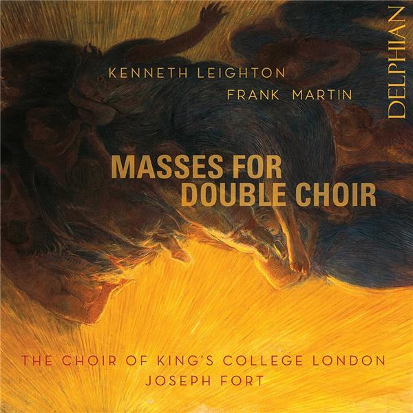 Leighton - Martin : messes pour double choeur