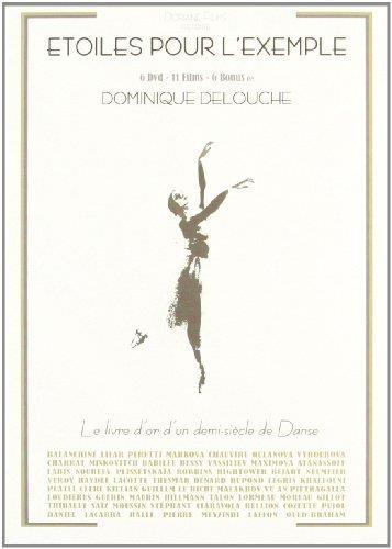 Etoiles pour l'exemple - Le livre d'or d'un démi siècle de Danse