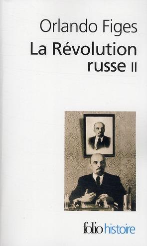 La révolution russe 1891-1924 t.2 ; la tragédie d'un peuple