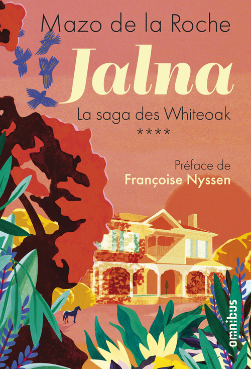 Jalna la saga des whiteoak t.4