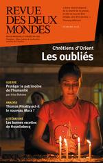 Revue des Deux Mondes février 2015  - Isabelle Mayault - Jean-Pierre Naugrette - Bernard Heyberger - Thomas Gomart - Claude Dagens - Antoine Sfeir - Frédéric Pichon