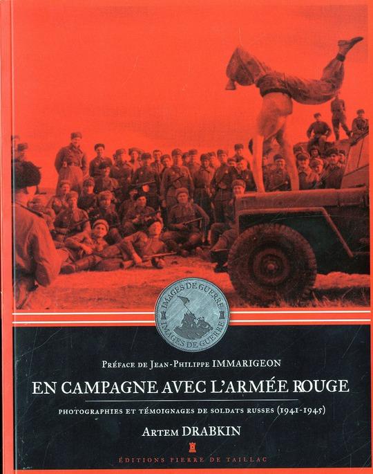 En campagne avec l'Armée Rouge (1941-1945)
