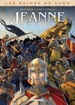 Vente EBooks : Les Reines de sang - Jeanne, la Mâle Reine T03  - France Richemond