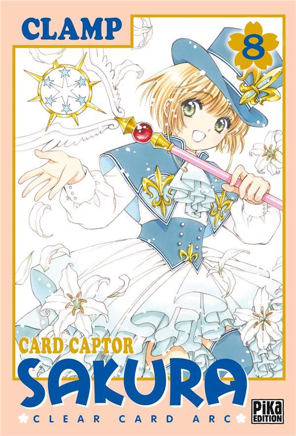 Card captor Sakura - clear card arc T.8