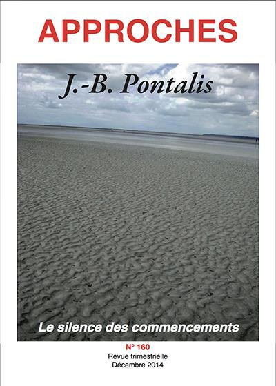 Approches n.160 ; le silence des commencements