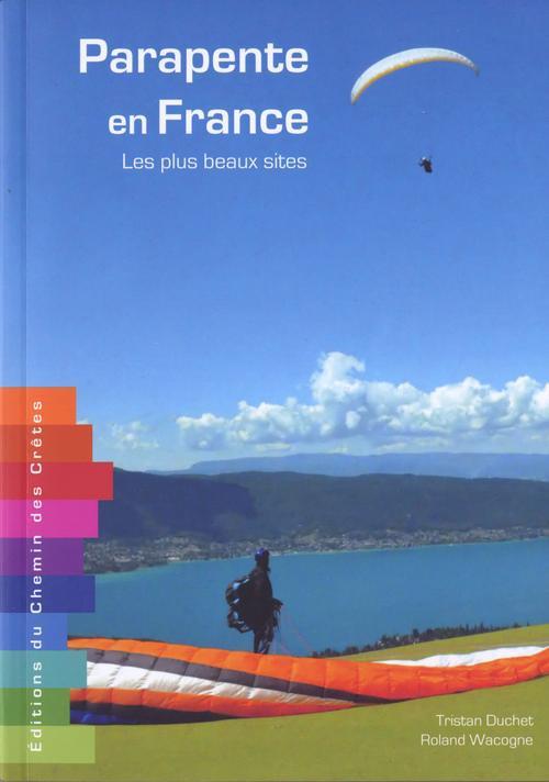 Parapente en France ; les plus beaux sites