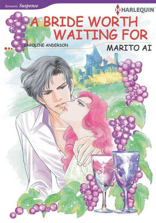 Vente Livre Numérique : Harlequin Comics: A Bride Worth Waiting for  - Caroline Anderson  - Marito Ai
