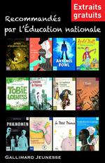 Vente Livre Numérique : Extraits gratuits - Recommandés par l'Éducation nationale  - Silvana Gandolfi - Guy de Maupass - Roald Dahl - Eoin Colfer - Homère - Timothée de Fombelle