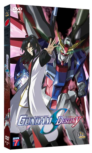 Mobile Suit Gundam Seed Destiny - Vol. 9