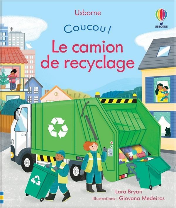 COUCOU !  -  LE CAMION DE RECYCLAGE