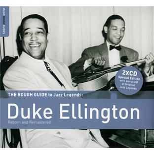 the rough guide to jazz legends : Duke Ellington