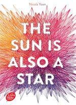 Couverture de The sun is also a star