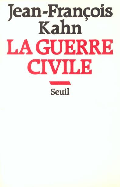 Guerre civile. essai sur les stalinismes de gauche et de droite (la)
