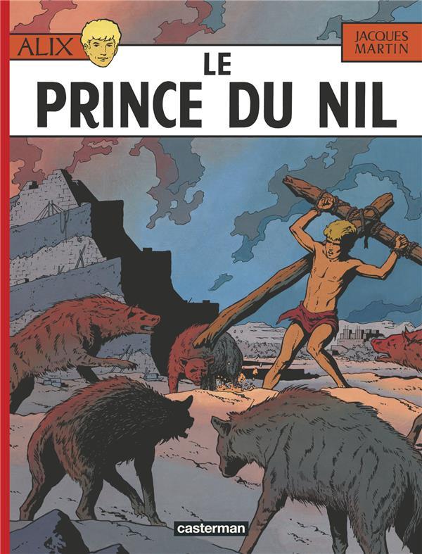 Alix T.11 ; le prince du Nil