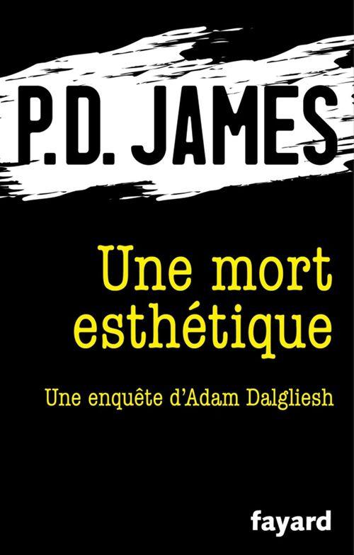 Vente Livre Numérique : Une mort esthétique  - Phyllis Dorothy James  - P. D. James