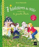 Vente Livre Numérique : 7 histoires du soir racontées par la famille Pluche. Il était un petit tome vert  - Gérard Moncomble
