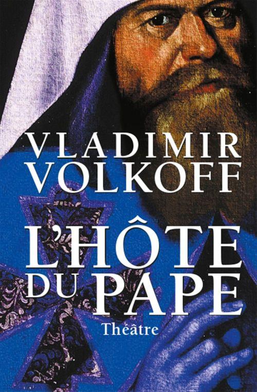 L'hote du pape (theatre)