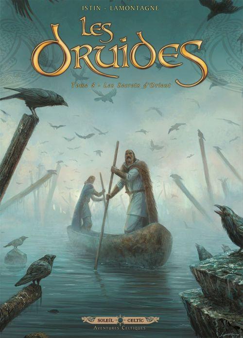 Les druides T.8 ; les secrets d'Orient