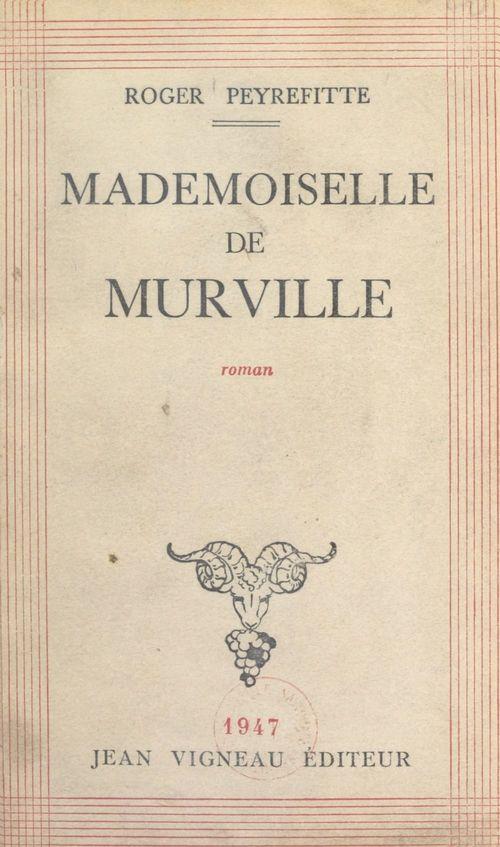 Mademoiselle de Murville