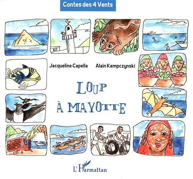 Loup à Mayotte