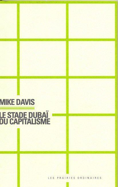 Le stade Dubaï du capitalisme
