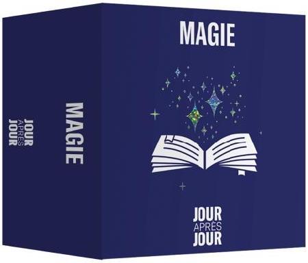 Jour après jour ; magie