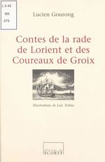 Vente Livre Numérique : Contes de la rade de Lorient et des Coureaux de Groix  - Lucien Gourong