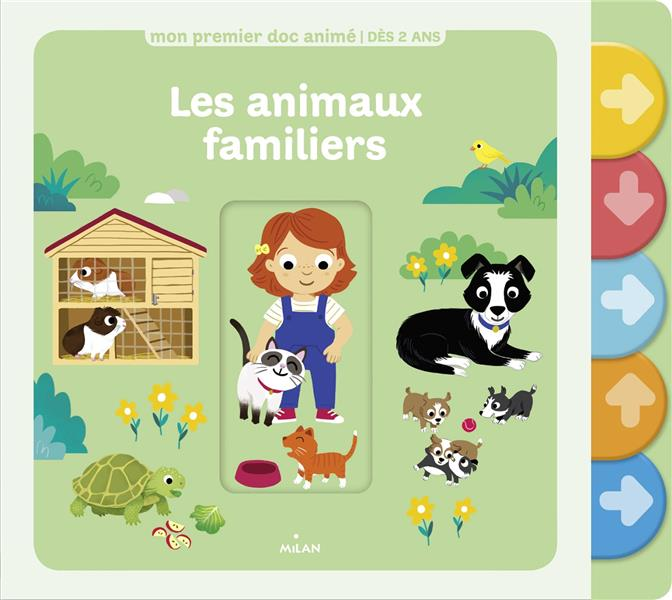 LES ANIMAUX FAMILIERS  ROY, CAMILLE