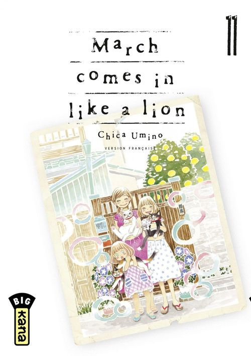 March comes in like a lion T.11