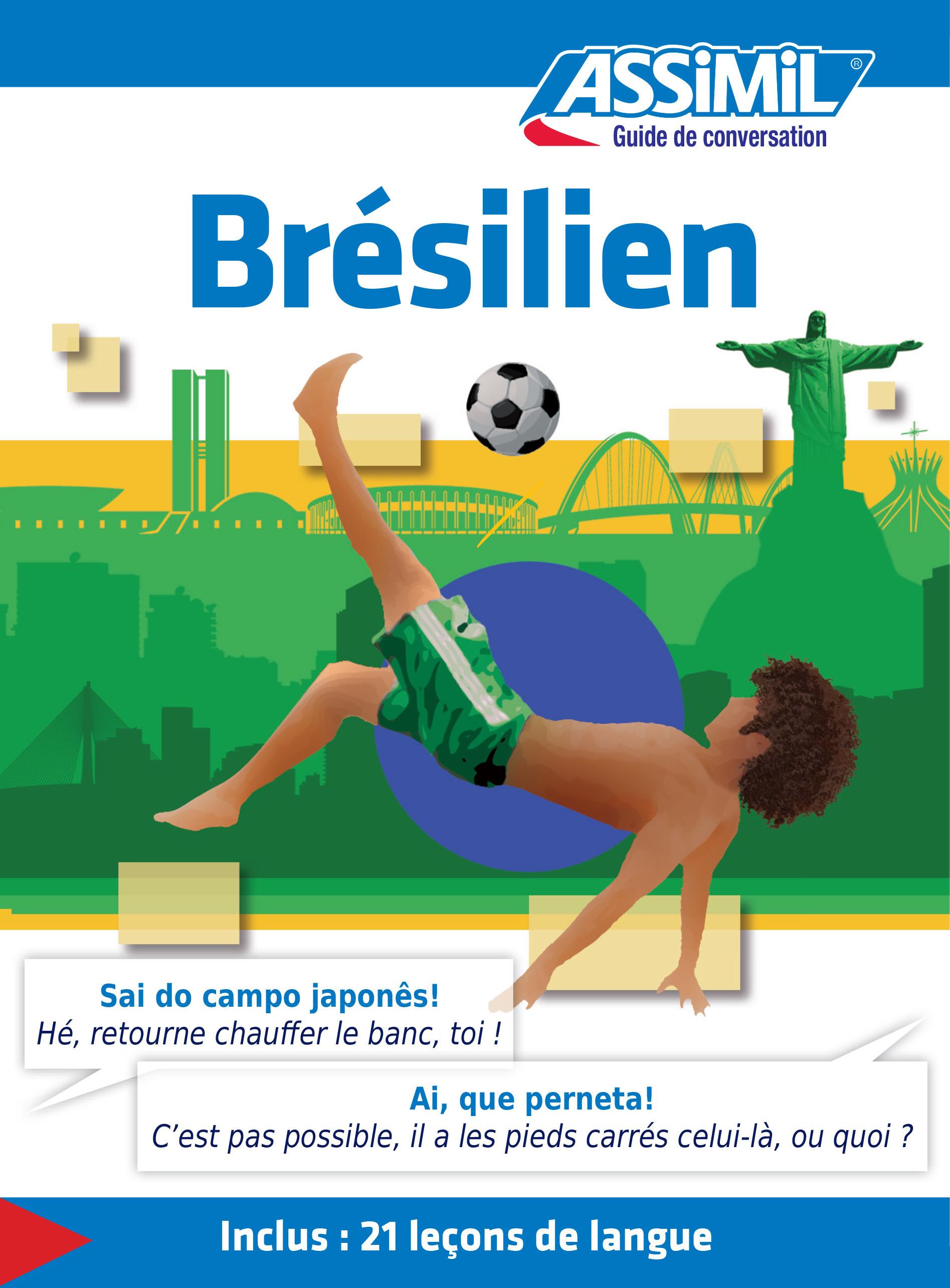 Guides de conversation ; brésilien