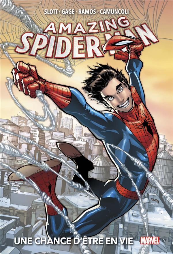 The amazing Spider-Man ; INTEGRALE VOL.1 ; T.1 ET T.2 ; une chance d'être en vie